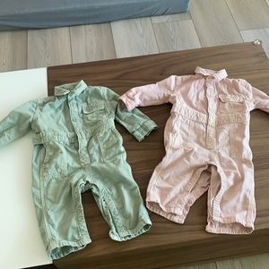 baby coverall bundle